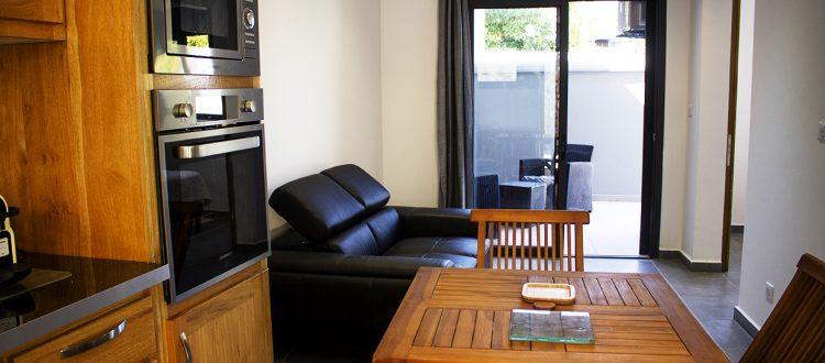 T2 salon résidence georgette La Réunion