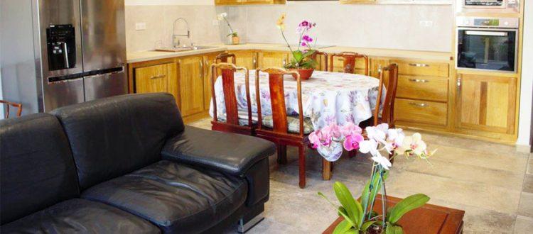 Meublé de tourisme - location saisonnière - location d'appartement - Résidence Georgette la Réunion