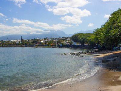 Plage à Terre Sainte Saint Pierre la Réunion